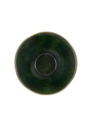 The Mia The Mia 5 x 15 x 15 cm Deep Çorba Kasesi 6'lı Set Yeşil